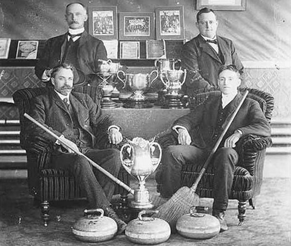 Curling Champions Champions